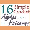 16 Simple Crochet Afghan Patterns