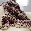 Autumn Chevron - Crochet Afghan - Free Crochet Afghan Pattern