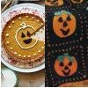 Eat and Crochet: 9 Halloween Crochet Patterns + Gluten Free Recipes
