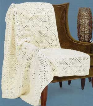 CROCHET WEDDING AFGHAN PATTERN | CROCHET PATTERNS