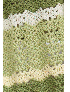 Green Meadows Throw