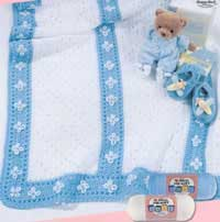 Little Boy Blue Blanket