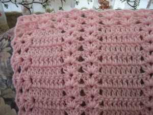 Www All Free Crochet Com : Crochet Shell Stitch Afghan Pattern Wallpaper Pictures to pin on ...