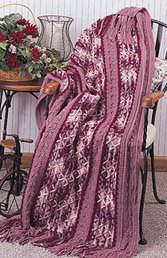 Abc Knitting Patterns Lace Ripple Afghan : RIPPLE STAR AFGHAN CROCHET PATTERN   Free Crochet Patterns