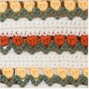 Crochet Pattern For Tulip Afghan : Tulip Lane Crochet Afghan Pattern ...