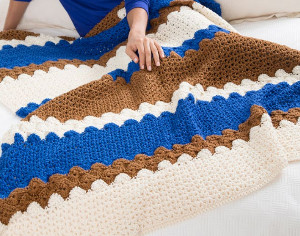 Across the Pond Crochet Pattern
