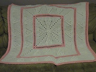Best afghan or shawl pattern for variegated yarn? - Crochetville