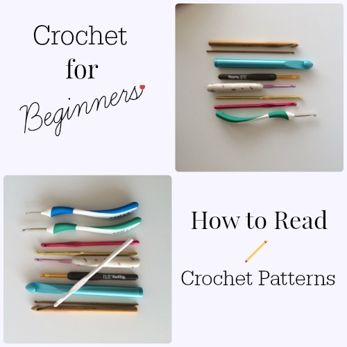 Crochet for Beginners: How to Read Crochet Patterns