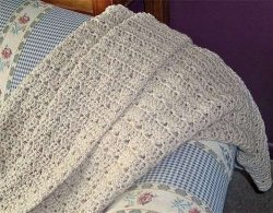 Sea Shell Afghan | Free Vintage Crochet Patterns