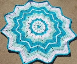 11 Free Afghan Crochet Patterns For Beginners