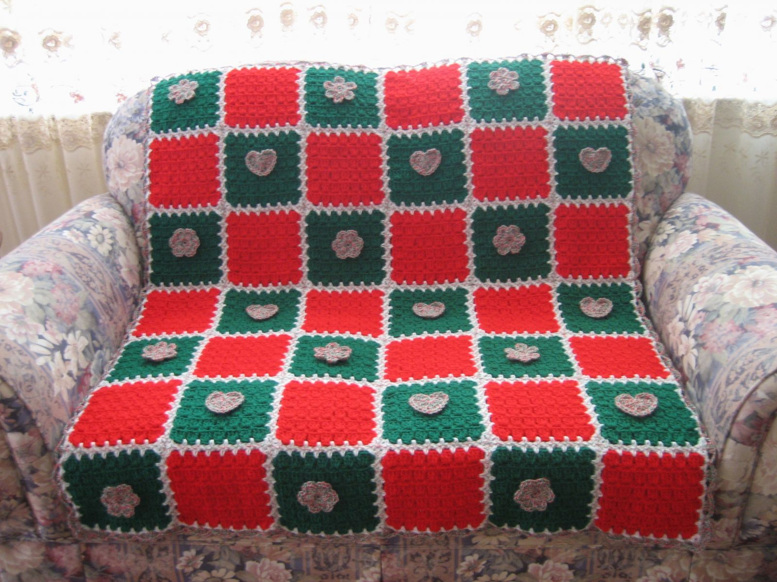 91 Christmas Crochet Afghan Patterns ...