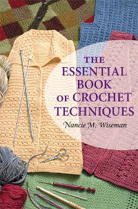 The Essential Book of Crochet Techniques Giveaway