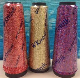 Kreinik Twist Yarn Giveaway