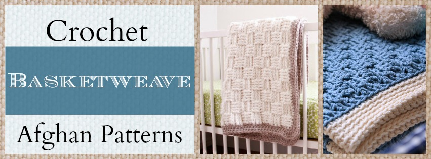 Get Comfy With Crochet Basketweave Afghans Stitch And Unwind