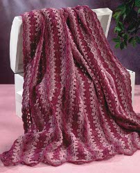 Free Filet Horse Afghan Crochet Patterns | Crochet Afghan Patterns