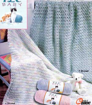 Get more quick, easy patterns here: 23 Quick and Easy Crochet Baby ...