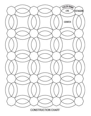 Free Crochet Wedding Ring Quilt Pattern : Wedding Ring Crochet Quilt AllFreeCrochetAfghanPatterns.com