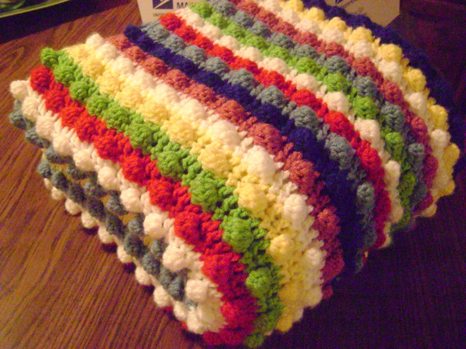 Baby Afghan Crochet : Color Scheme Crochet: How To Crochet 17 Colorful Crochet Afghans ...