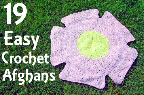 19 Easy Crochet Afghans