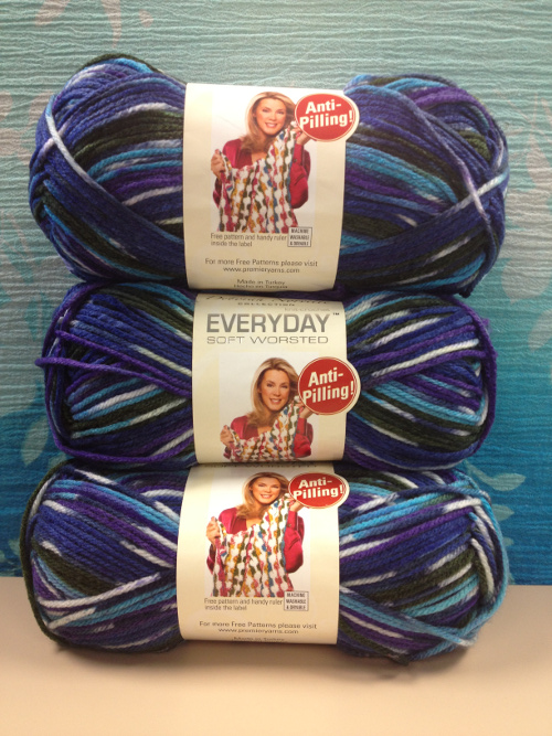 Enter to win Deborah Norville Collection Everyday Yarn - Cold Mountain from Premier Yarns