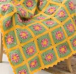 Download your copy of How To Crochet: 14 Flower Crochet Granny Squares today.