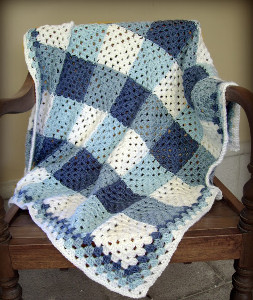 Lakeshore Plaid Blanket